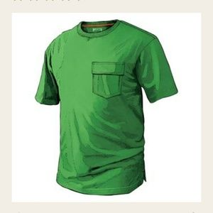 Duluth Trading Co. Spillfighter Finish Green XL